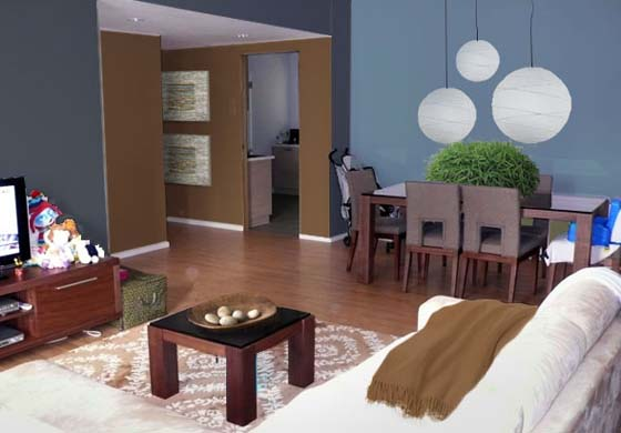 Earth Tone Paint Colors For Living Room – Modern House