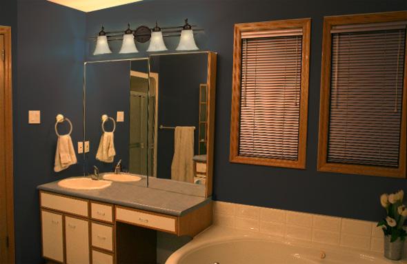 2 Step Bathroom Update Mochi Home Mochi Home