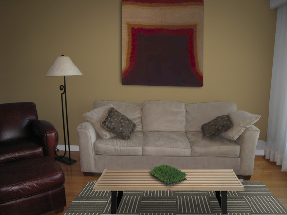 Earthy paint colors for living room joy studio design for Earthy living room ideas
