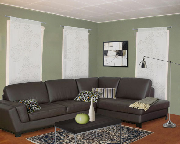 Decorating Around Existing Wall Color - Mochi Home | Mochi Home