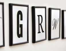 MH Freebie: Alphabet Wall Art