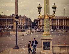 Dreaming of…Paris at Christmas