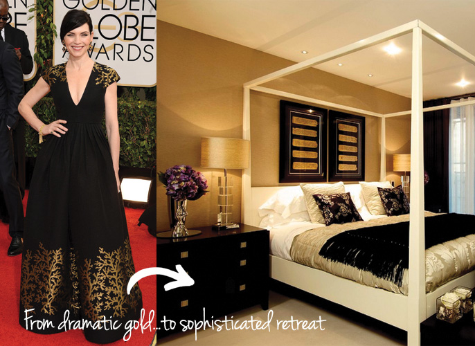 Red carpet fashion home decor mashup mochi home mochi home for Bedroom ideas red carpet