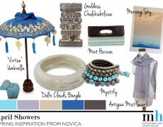Midweek Mood Board: April Showers