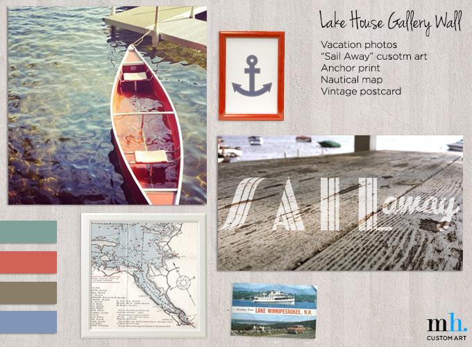 Lake_House_Gallery_Wall